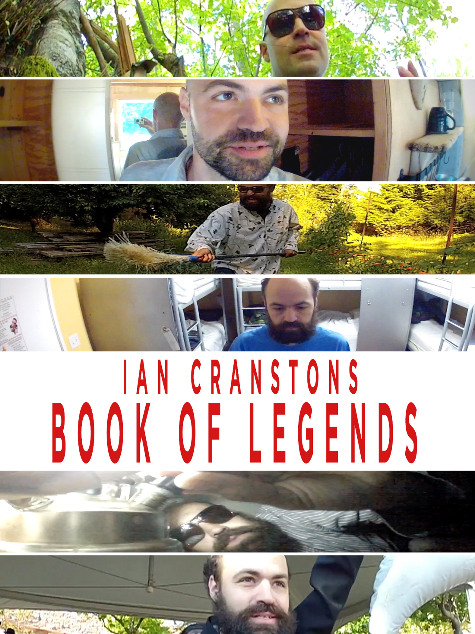 Ian Cranstons Book Of Legends