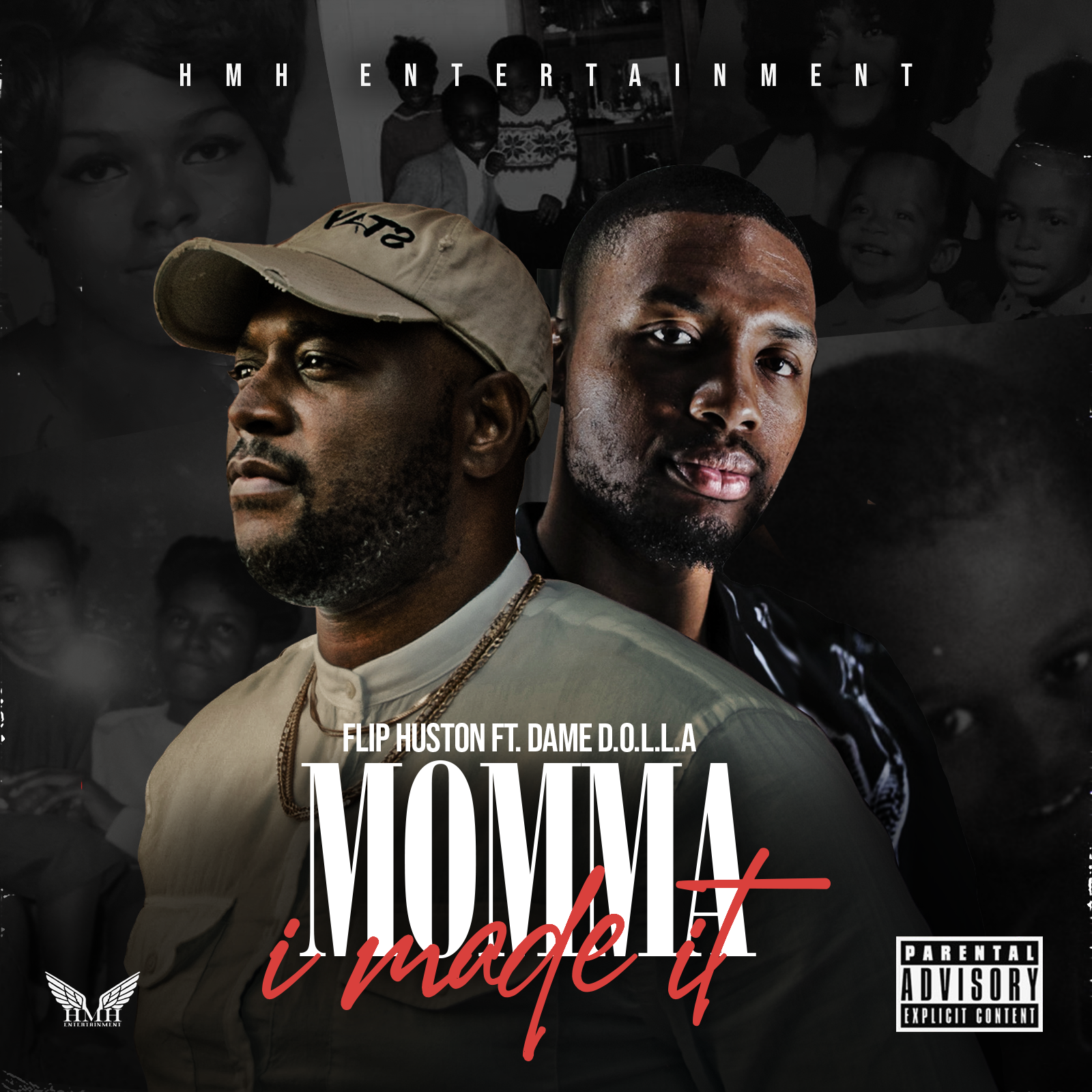 MOMMA I MADE IT (FEAT. DAME D.O.L.L.A)