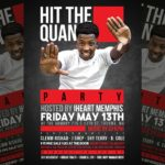 Hit The Quan Party Hosted By Iheart Memphis