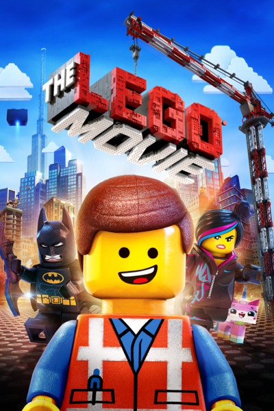 The LEGO Movie (PG) Phil Lord & Christopher Miller