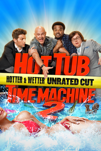 Hot Tub Time Machine 2 (Unrated) Steve Pink