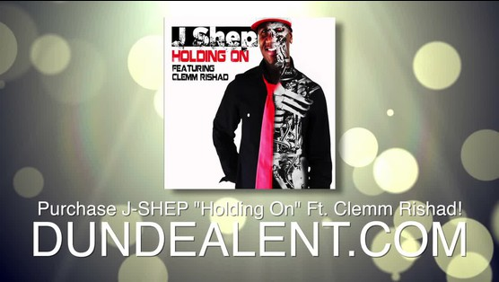 """Behind the scenes of """"Holding On"""" by J-Shep – YouTube"""