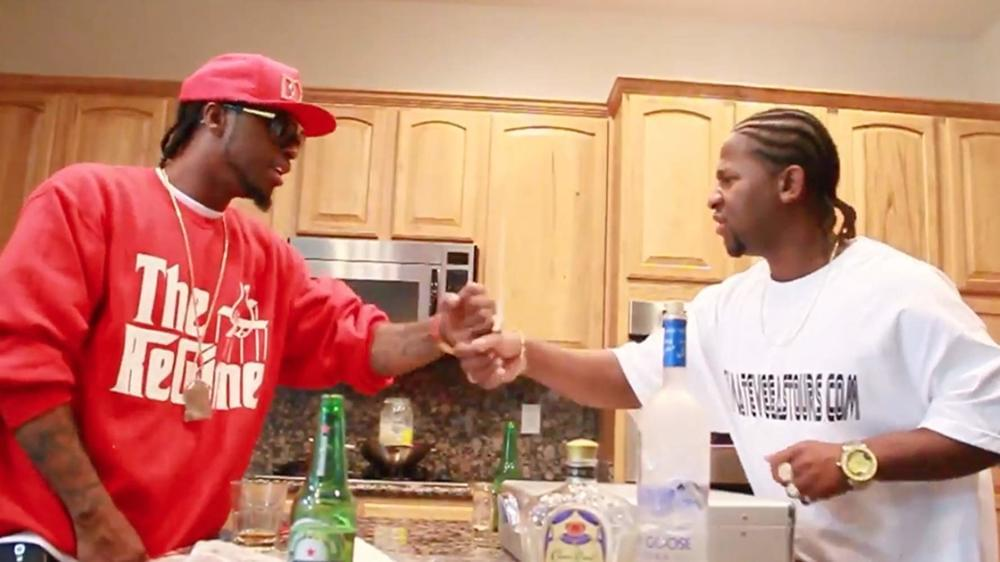 Yukmouth and Macc Dundee working on new music