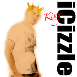 The self-appointed (iCizzle) is new King of EDM on new album