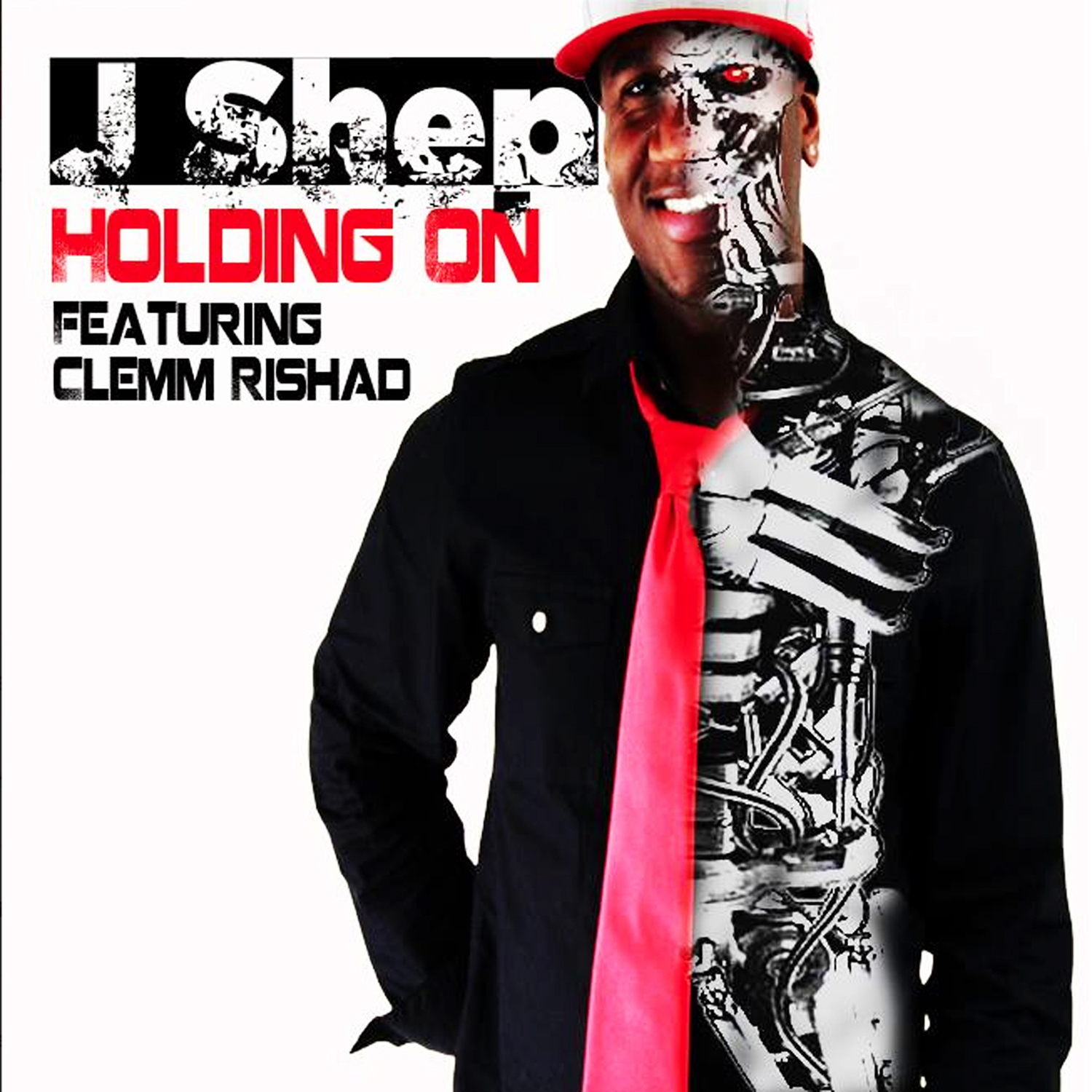 J-Shep Holding On Cover