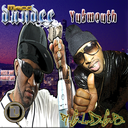 Macc Dundee and Yukmouth of the multi platinum & grammy nominated group THE LUNIZ collaborate