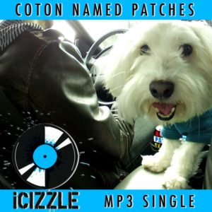 Coton Named Patches - iCizzle